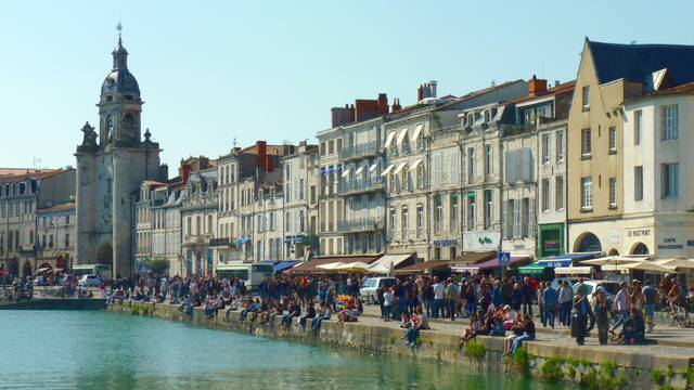 Quays of la Rochelle - © FDHPA 17